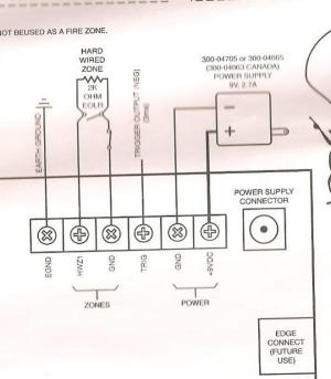 Alarm system  how do i trigger a siren?
