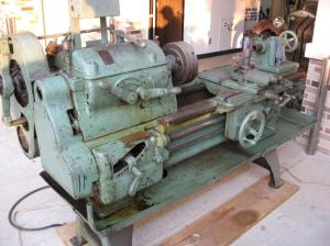 Sidney Lathe New to me