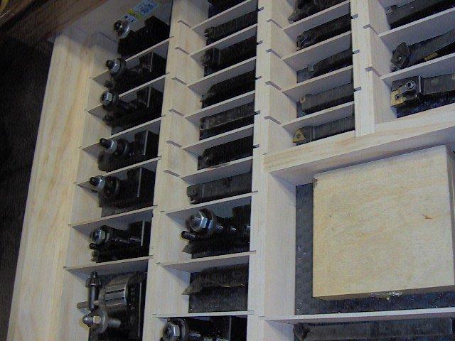 Endmill storage  organizer Pictures pleasei hate