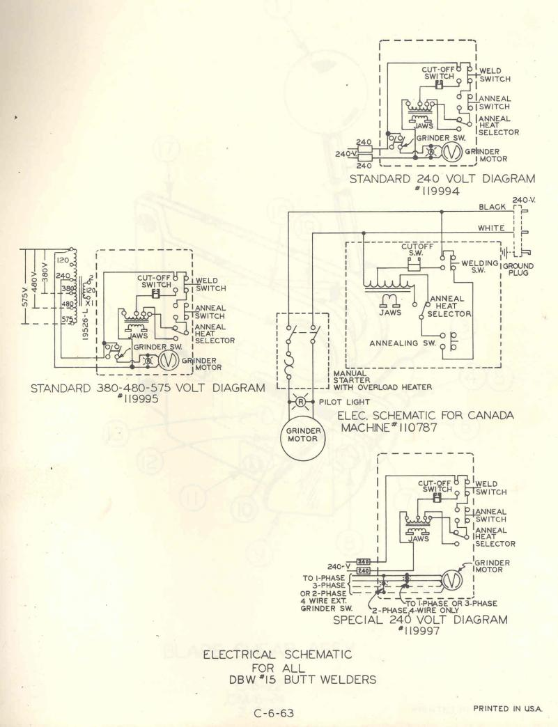 hight resolution of doall v 36 bandsaw rh practicalmachinist com delta band saw wiring diagram ryobi band saw wiring