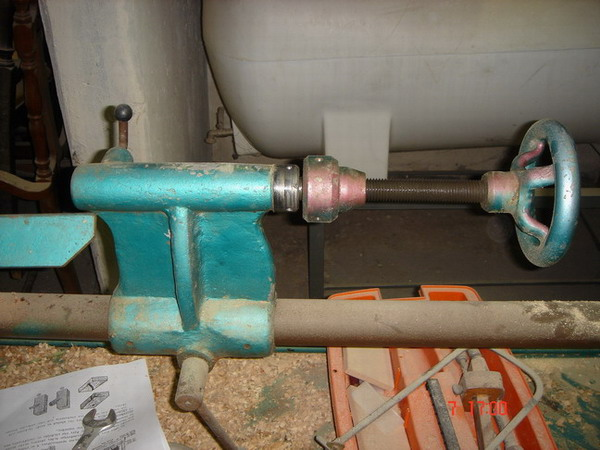 Wood Lathe Tailstock For Sale