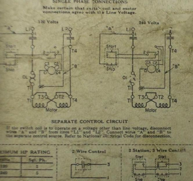 three wire stop start station wiring diagram wiring diagram basic plc program for control of a three phase ac motor eep