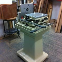 Portable Study Chair Yellow Metal Chairs Any Of You Making Tenons With Rounded Sides ? - Page 2