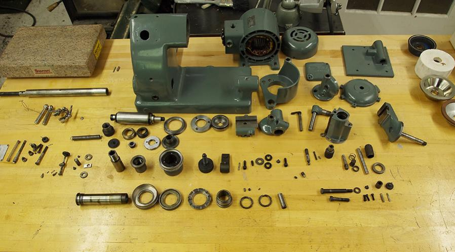 Tool And Cutter Grinder Parts