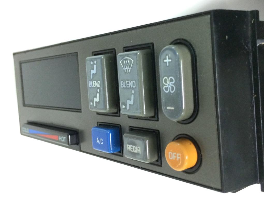 198894 Chevy Truck Suburban Blazer Ac Heater Control Good Condition