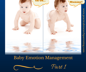 PRP005: Baby emotion management – Interpreting Emotions.