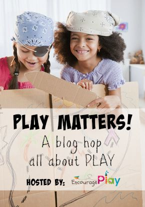 Play Matters BlogHop Image