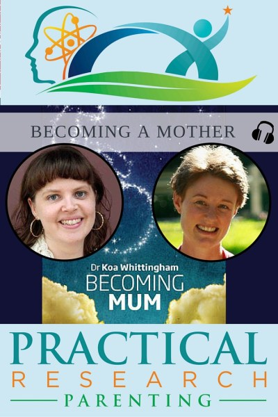 Becoming a Mother Image