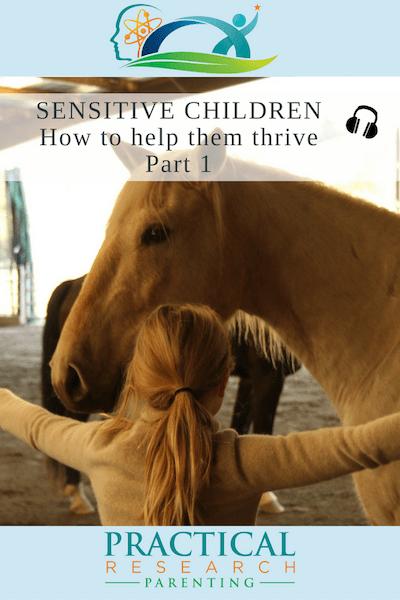 Sensitive Child Image