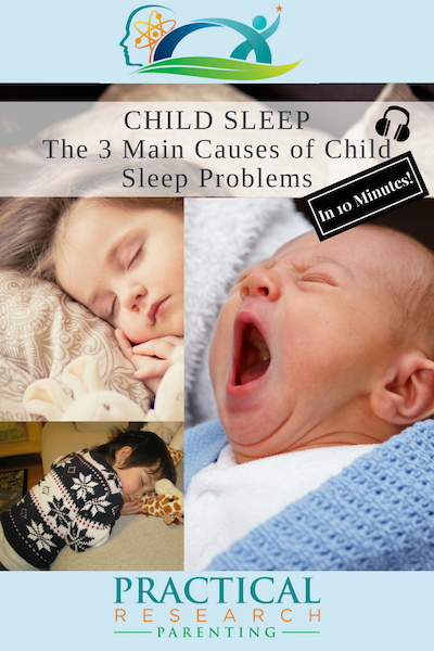Child Sleep Image