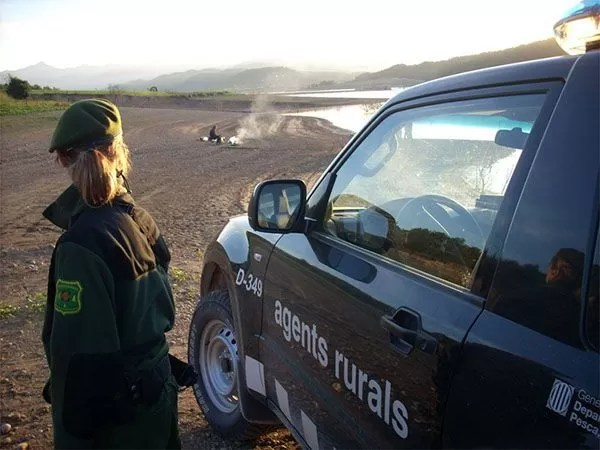 oposiciones agente rural generalitat catalunya