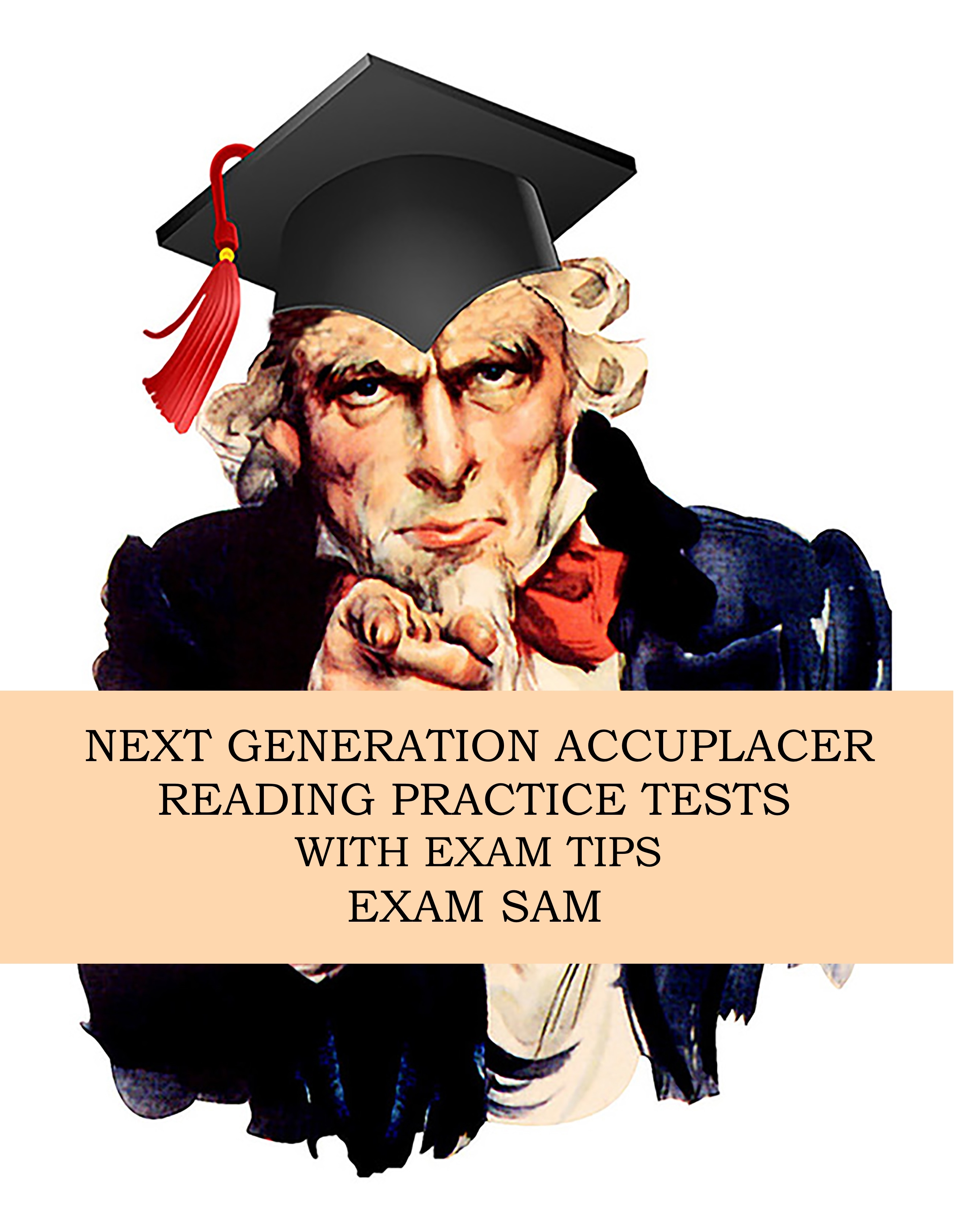 Accuplacer Book by Exam SAM - Get Ready for Your Exam!