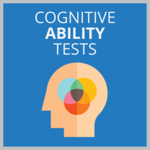 Cognitive ability tests