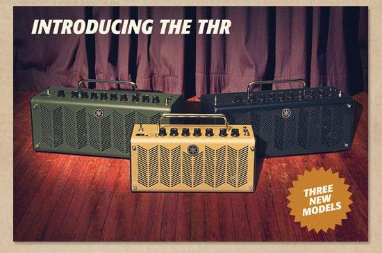 Yamaha THR Amplifiers