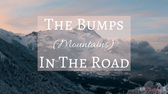 The Bumps in the Road- Practigal Blog
