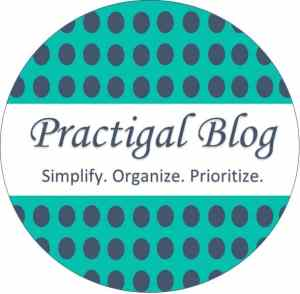 Practigal Blog. Simplify. Organize, Prioritize.