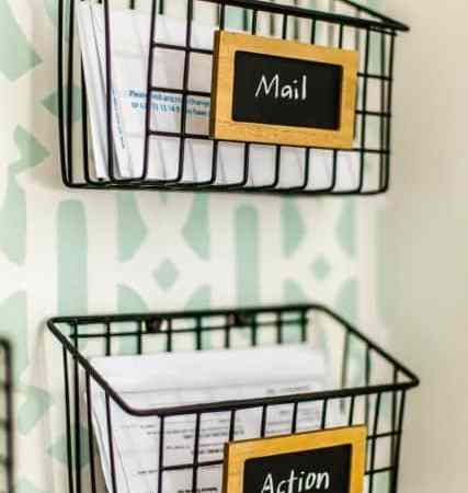 Dealing with Paper Clutter: The Mail
