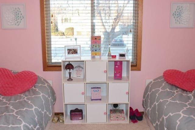My girls' bedroom