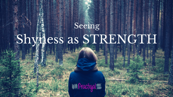 Seeing Shyness as Strength