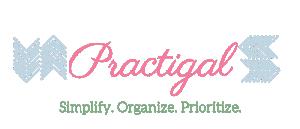 Practigal Blog. Simplify. Organize. Prioritize.