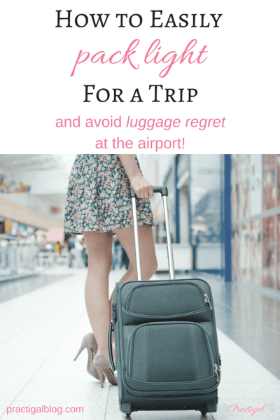 how to pack for a 10 day trip