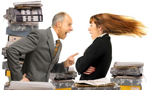 3 věty, které (možná) uklidní Vašeho šéfa, když uděláte průšvih.