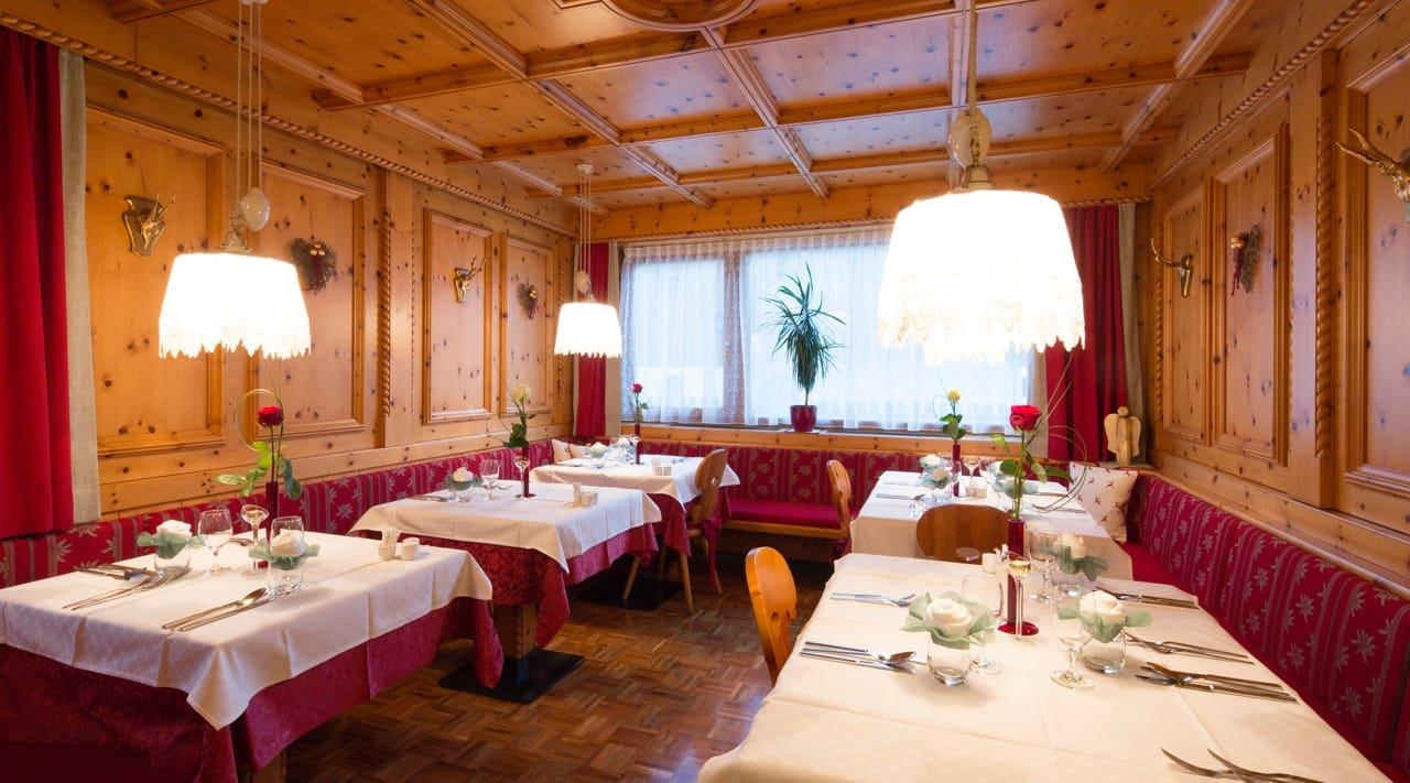 La cucina dellalbergo Pradat cucina ladina nelle Dolomiti