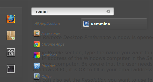 Remote Desktop to a Windows Server from Ubuntu/Linux Mint | Jack of all