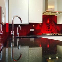 Glass Backsplashes For Kitchens Kitchen Package Made To Measure Splashbacks | Coloured ...