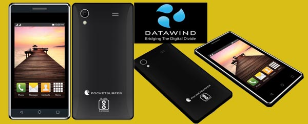 DataWind Pocketsurfer GZ  free internet connection for one year