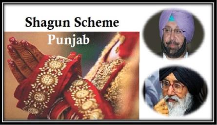 Shagun Scheme in Punjab