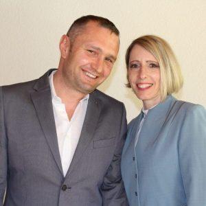 Mary und Zeljko Dekanovic