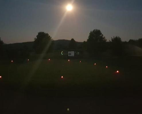 Golfclub Praforst Sommercamp 2018 Nachtgolf