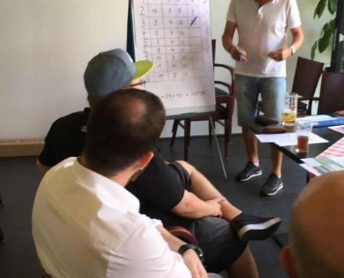 Lockere Regelkunde mit Matthias Rehberg 1