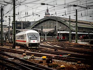Köln Prag - Mit dem Zug