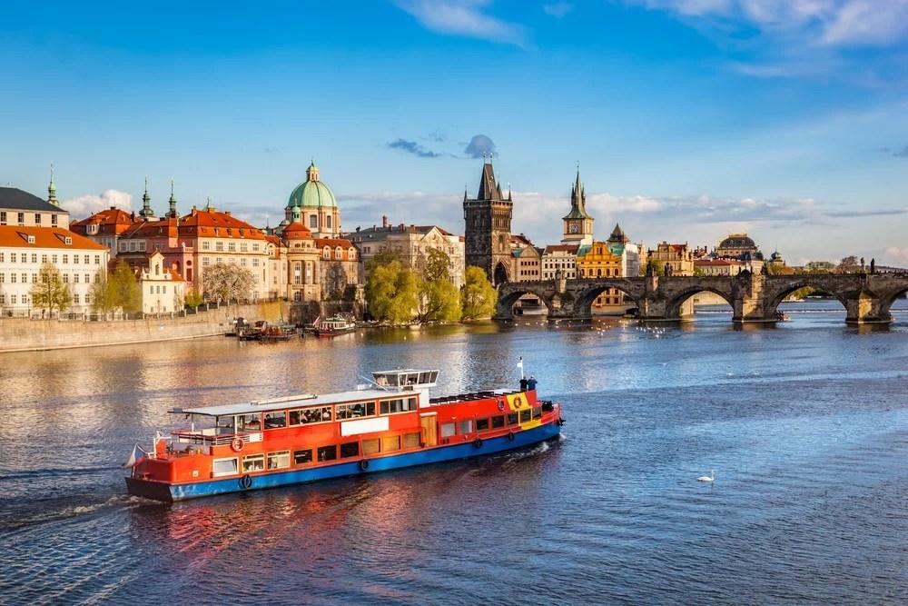 Aktiviteter Prag