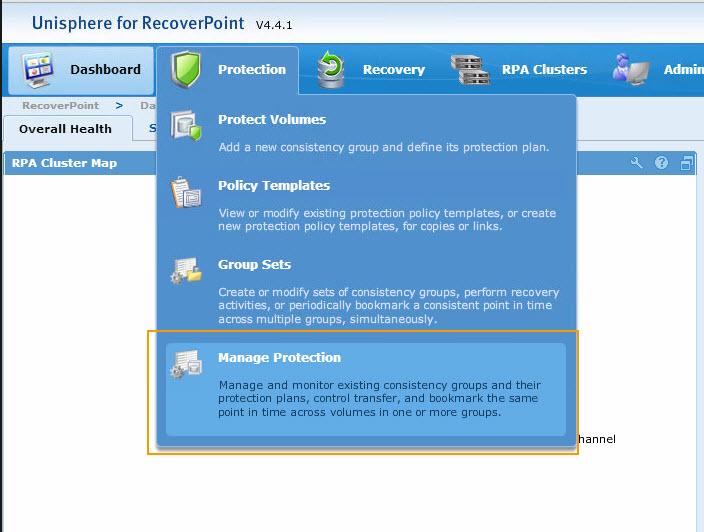 emc recoverpoint