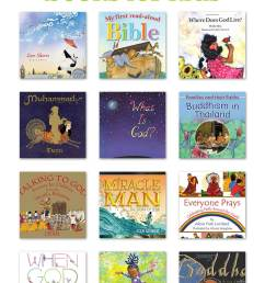 Best Books for Kids on World Religions [ 1508 x 1000 Pixel ]
