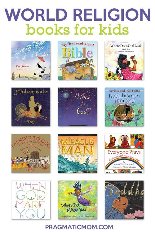 small resolution of Best Books for Kids on World Religions