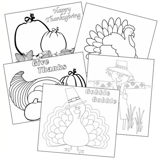 Happy Thanksgiving with Recipes and Crafts for Kids