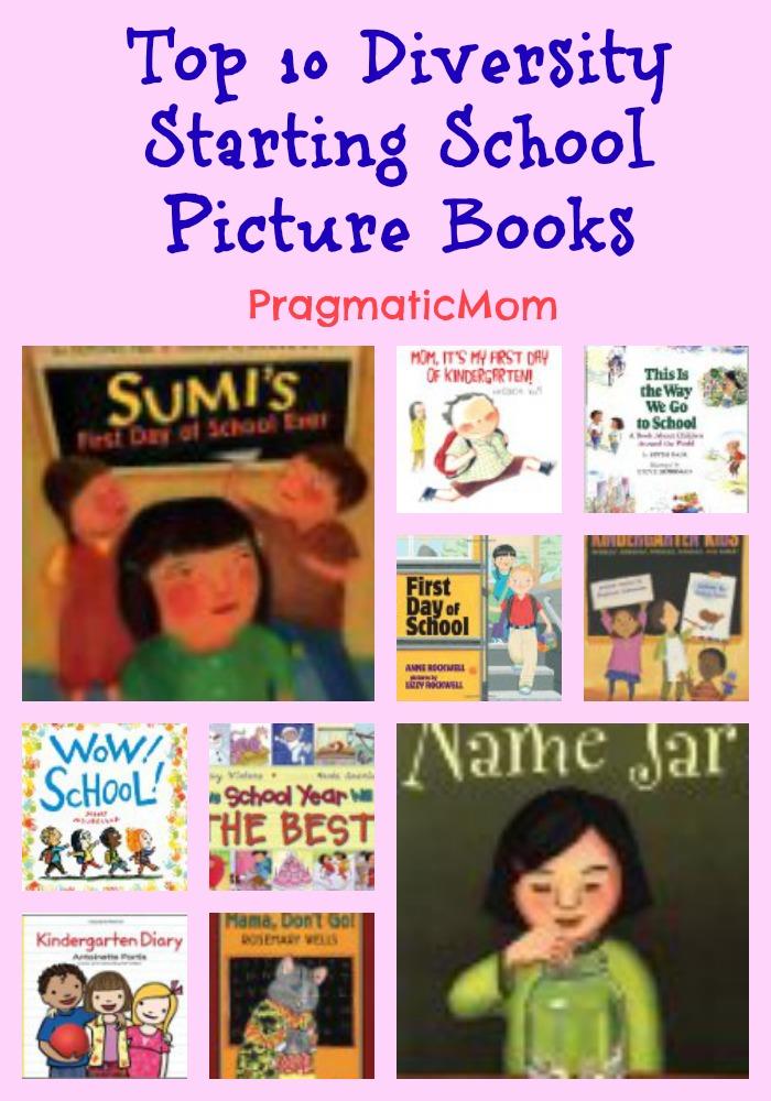 Preschool Cultural Diversity Books