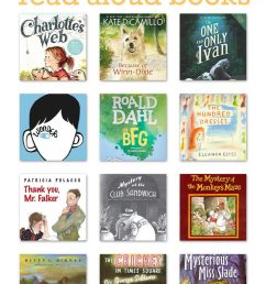 Top 3rd Grade Read Aloud Books   Pragmatic Mom [ 1325 x 850 Pixel ]