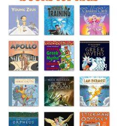 Top 10 Mythology Books for Kids   Pragmatic Mom [ 1282 x 850 Pixel ]