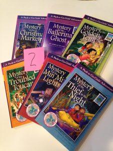 MCBD Book Bundle Giveaway #2 sponsored by Pack N Go Girls