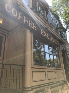 Coffee Exchange Providence, coffee roasters and coffee house