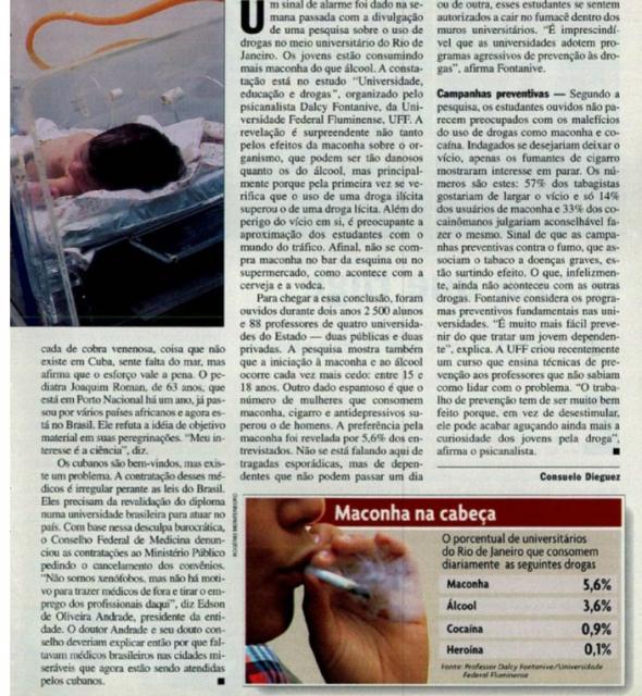 médicos cubanos brasil revista veja