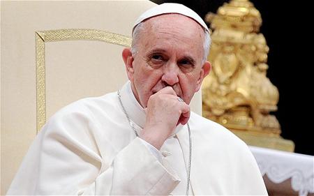 papa francisco lobby gay