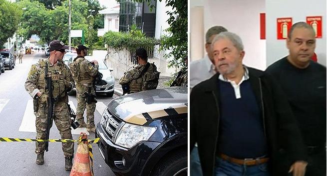 Lula Lava Jato Operação Moro