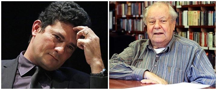 Sergio Moro Rogério Cezar de Cerqueira Leite