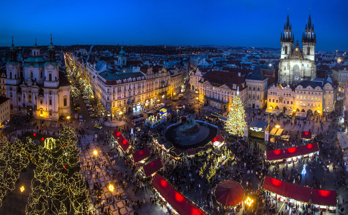 Image result for christmas in prague